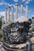 Columns and Relief Sculpture, Aphrodisias, Turkey by Darrell Gulin - various sizes