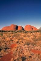 Australia, Uluru Kata Tjura, Outback, The Olgas by Bill Bachmann - various sizes