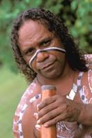 Australia, Queensland, Caims, Aboriginal, Didgeridoo by Bill Bachmann - various sizes