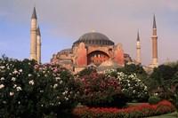 Saint Sophia Church, Hagai Sophia, Istanbul, Turkey by Bill Bachmann - various sizes - $36.49