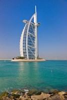 Burj Al Arab Hotel, Dubai, United Arab Emirates by Keren Su - various sizes