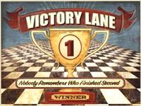 "Victory Lane by Mollie B. - 16"" x 12"", FulcrumGallery.com brand"