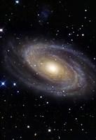 Messier 81, A Spiral Galaxy in the Constellation Ursa Major Fine Art Print