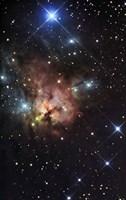 The Northern Trifid Nebula Fine Art Print