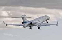 Gulfstream G550 Eitam of the Israeli Air Force Fine Art Print
