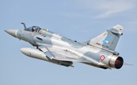 Dassault Mirage 2000C of the French Air Force Fine Art Print
