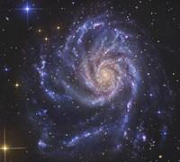 The Pinwheel Galaxy by R Jay GaBany - various sizes, FulcrumGallery.com brand