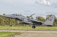 F-15E Strike Eagle, Decimomannu Air Base, Italy by Giovanni Colla - various sizes - $47.99