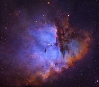 Emission Nebula (NGC 281) Fine Art Print