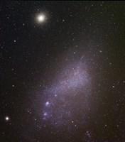 Small Magellanic Cloud Fine Art Print