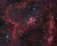 Cassiopeia (NGC 7380) Fine Art Print