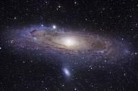 The Andromeda Galaxy Fine Art Print