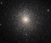 Globular Cluster in Tucana Fine Art Print