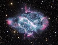 Planetary Nebula in Musca Fine Art Print