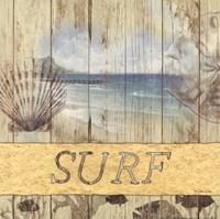 """Surf by Dee Dee - 12"""" x 12"""""""
