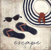 Escape Fine Art Print