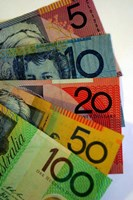 Australian Money by David Wall - various sizes