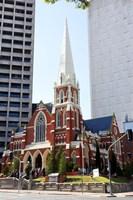 Albert Street Uniting Church, Brisbane, Queensland, Australia by David Wall - various sizes