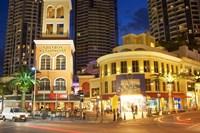 Chevron Renaissance Mall, Surfers Paradise, Gold Coast, Queensland, Australia by David Wall - various sizes