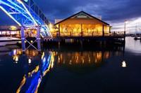 Fisherman's Wharf Tavern, Mariners Cove, Gold Coast, Queensland, Australia by David Wall - various sizes