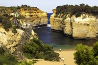 Loch Ard Gorge, Port Campbell National Park, Great Ocean Road, Victoria, Australia by David Wall - various sizes