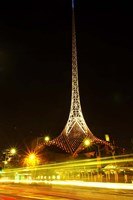Spire of Victorian Arts Centre, Melbourne, Victoria, Australia by David Wall - various sizes