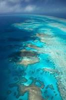 Arlington Reef, Great Barrier Reef Marine Park, North Queensland, Australia by David Wall - various sizes