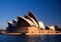 Sydney Opera House, Sydney, Australia by David Wall - various sizes, FulcrumGallery.com brand