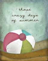 Crazy Days of Summer by Beth Albert - various sizes