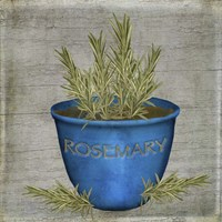 Herb Rosemary Fine Art Print