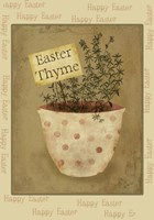 Easter Thyme by Beth Albert - various sizes