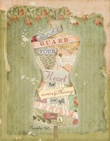 Guard Your Heart I by Beth Albert - various sizes