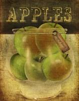 Grannysmith Apples by Beth Albert - various sizes