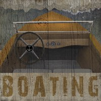 Boating by Beth Albert - various sizes