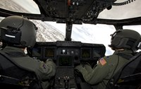 Cockpit View of a CV-22 Osprey by HIGH-G Productions - various sizes, FulcrumGallery.com brand