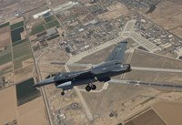F-16 Fighting Falcon over Luke Air Force Base, Arizona by HIGH-G Productions - various sizes - $47.99