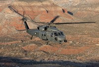 HH-60G Pave Hawk Flies a Low Level Route in New Mexico Mountains by HIGH-G Productions - various sizes - $47.99