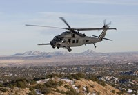 HH-60G Pave Hawk Flies a Low Level Route over New Mexico by HIGH-G Productions - various sizes - $47.99