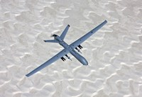 MQ-9 Reaper Flies a Training Mission Over Southern New Mexico by HIGH-G Productions - various sizes