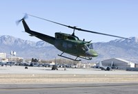 UH-1N Twin Huey near Kirtland Air Force Base, New Mexico by HIGH-G Productions - various sizes