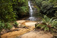 Pool of Siloam, Waterfall, New South Wales, Australia by David Wall - various sizes
