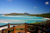 Whitsunday Islands, Australia Fine Art Print