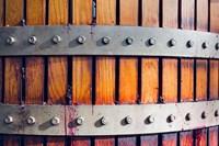Australia, Barossa Valley, Hydraulic presses, Winery by Janis Miglavs - various sizes