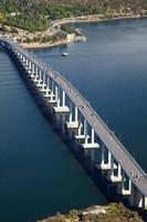 Tasman Bridge, River Derwent, Tasmania, Australia by David Wall - various sizes