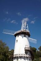 Windmill at Penny Royal World, Launceston, Australia by David Wall - various sizes