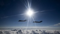 Two F-117 Nighthawk Fighters by HIGH-G Productions - various sizes