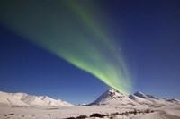 Aurora Borealis Over Ogilvie Mountains