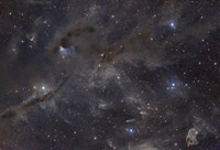 Dusty Nebulae of Taurus by John Davis - various sizes, FulcrumGallery.com brand