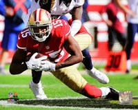 Michael Crabtree 2014 Action Fine Art Print