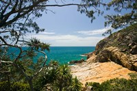 Australia, Queensland, Cook's Landing beach by Walter Bibikow - various sizes